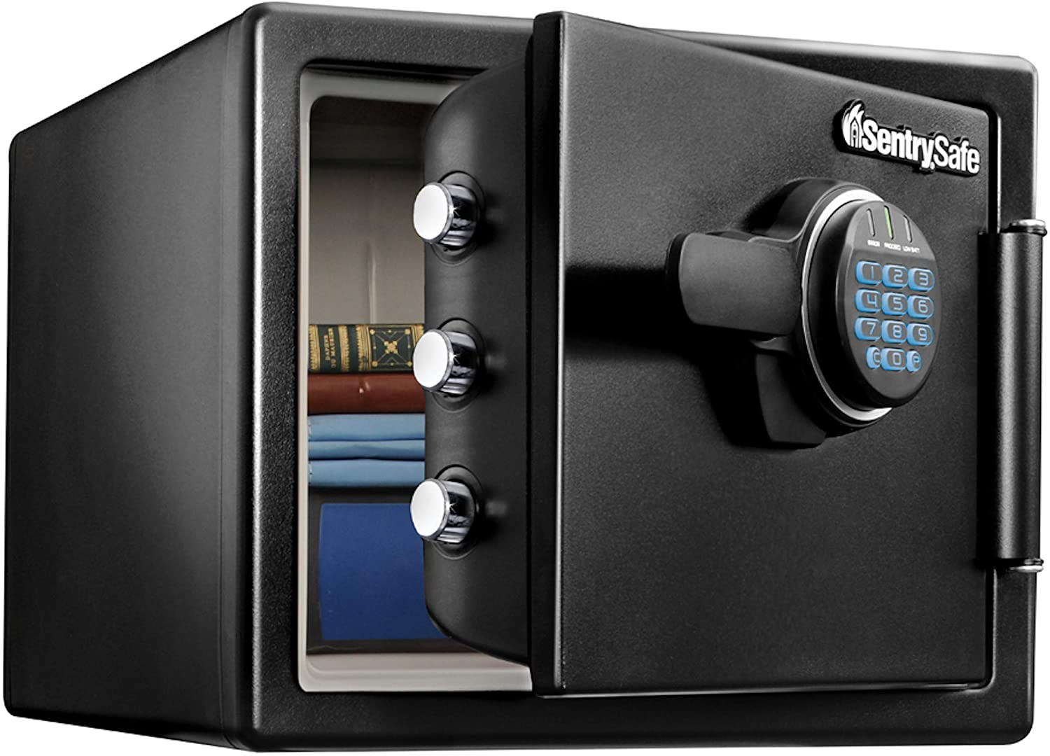 Which is the best small fireproof waterproof safe?